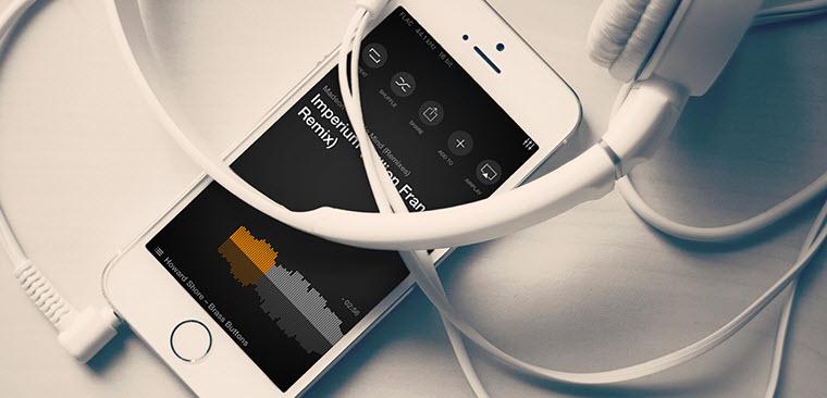 Загрузка песен в айфон без itunes
