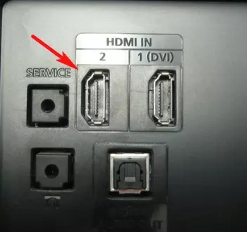 Телевизионный HDMI-вход