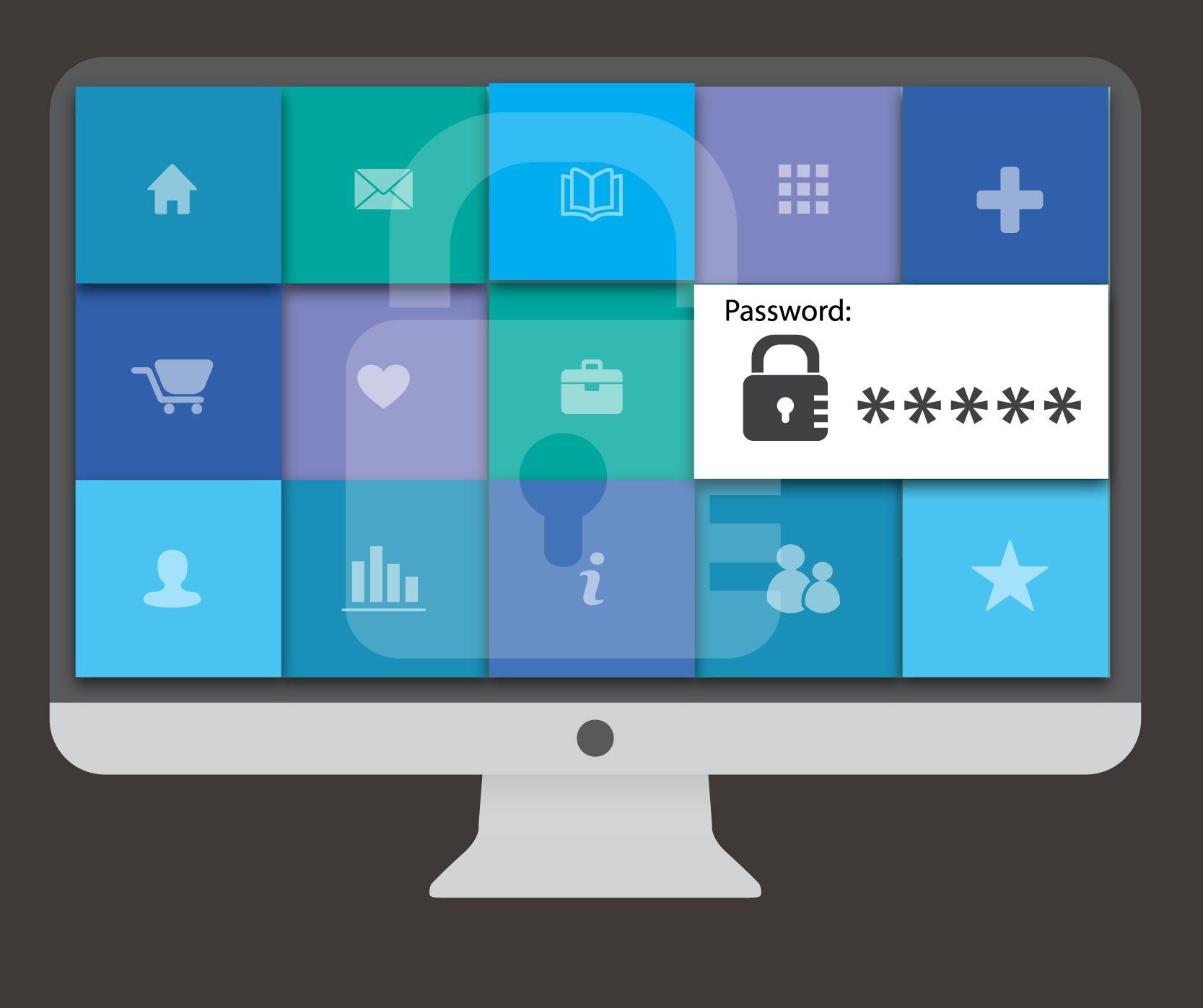 Как поменять пароль на компьютере?