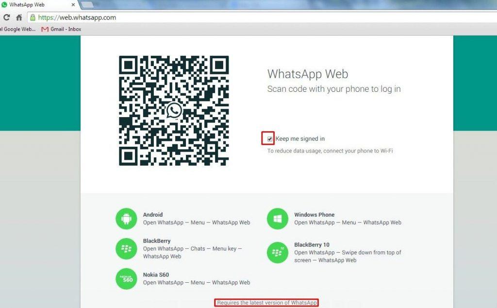 Сайт Ватсап