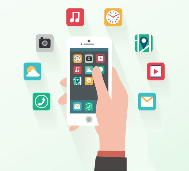 Удаляем приложения с Айфона