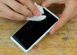 Убираем царапины с экрана телефона: 9 самых эффективных способов